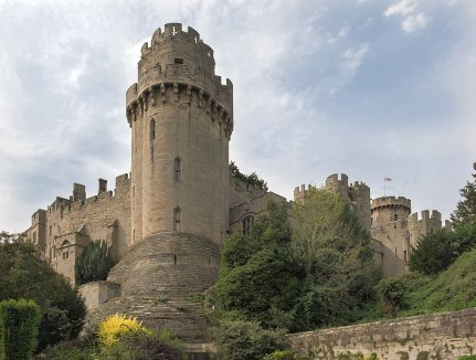 Warwick Castle Caesar's Tower