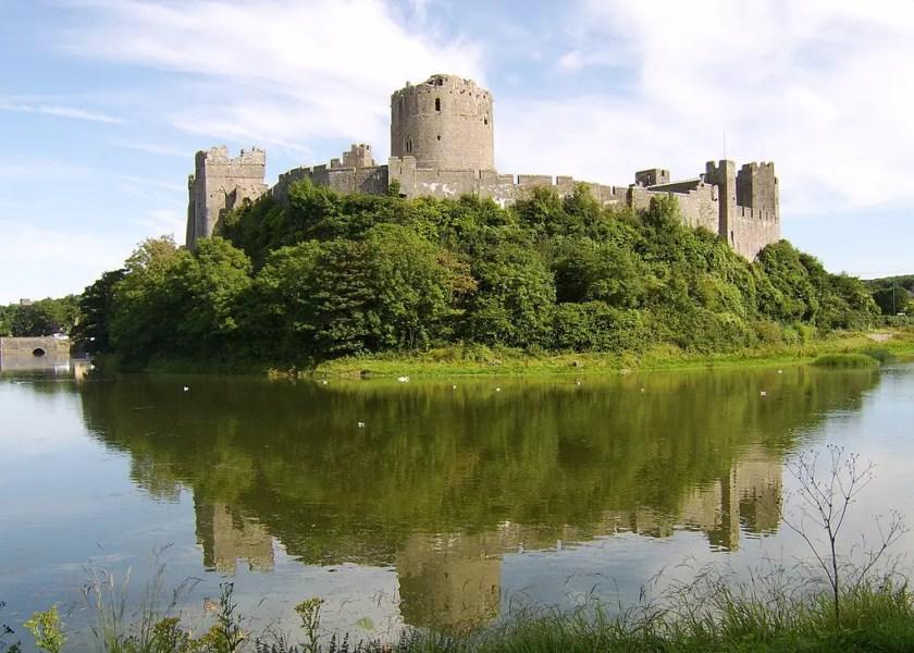 Pembroke Castle