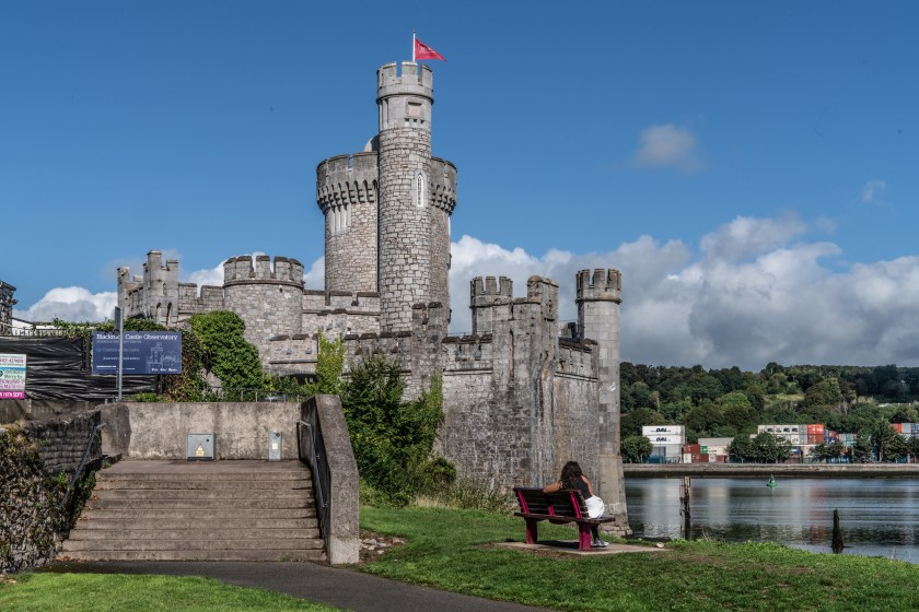 Still of Blackrock Castle.