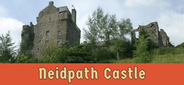 Featured image for Neidpath Castle