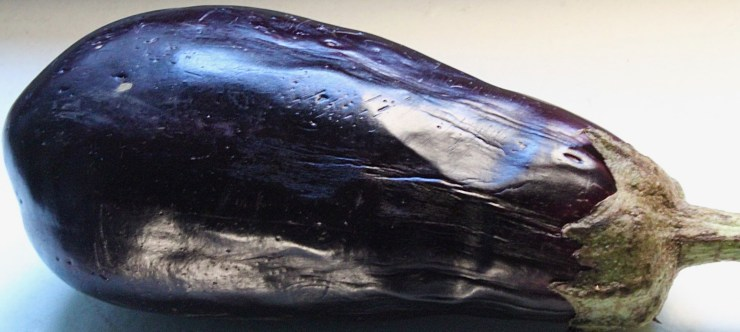pic of an eggplant