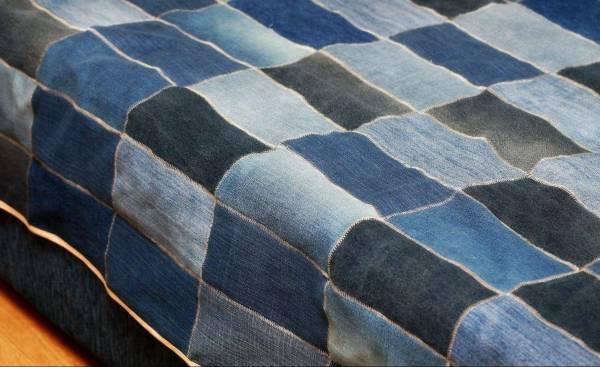 Пэчворк из джинсовой ткани: идеи и пошаговые инструкции с фото