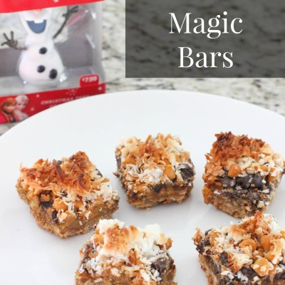 Fall Magic Bars