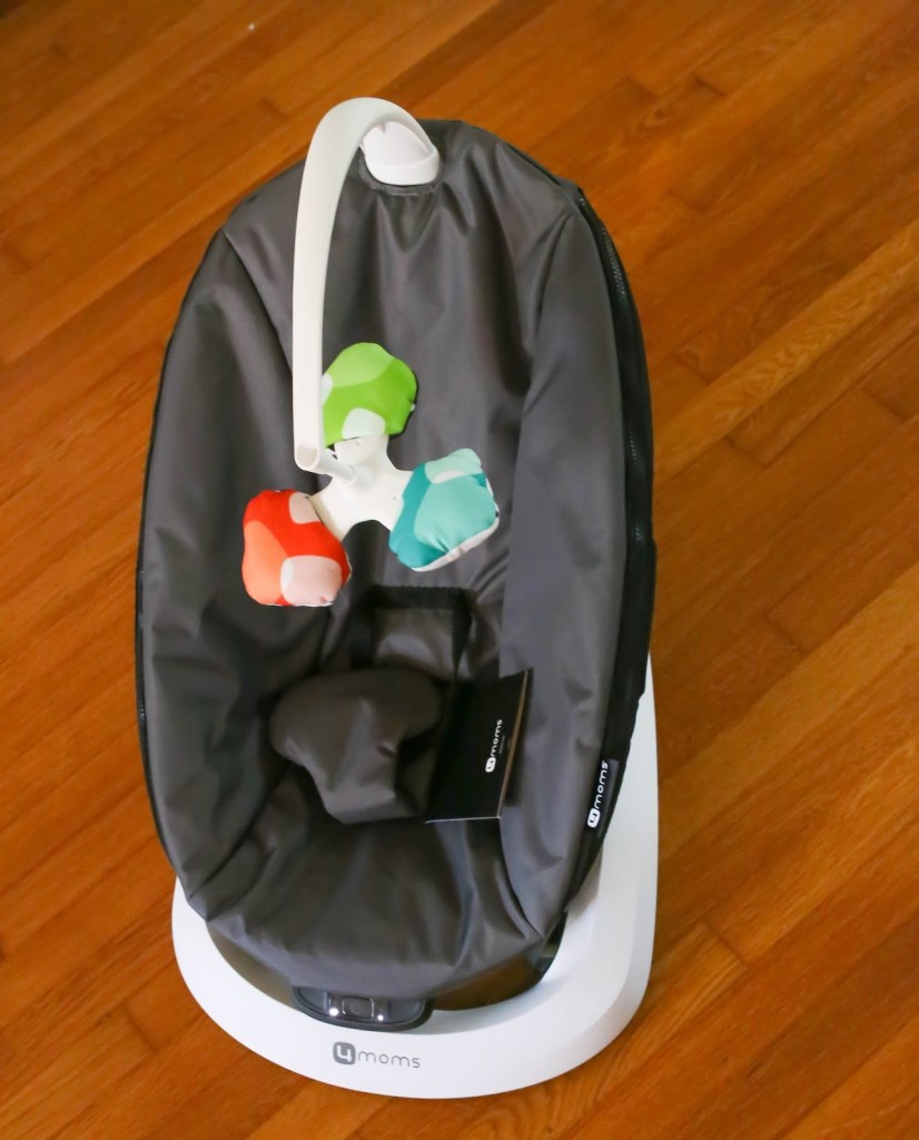 The Ultimate 4moms BounceRoo Review by Casual Claire