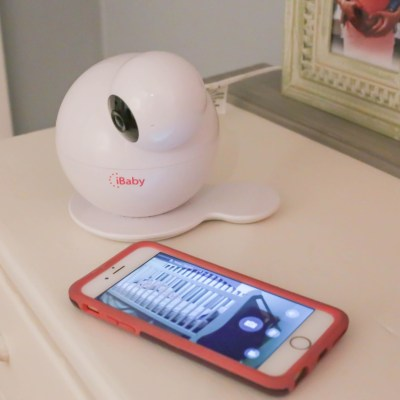 iBaby Monitor M6T Review