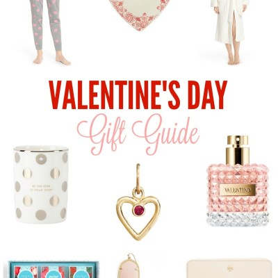 Valentine's Day Gift Guide (+ Helen Ficalora Giveaway)