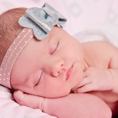 Maddie Grace's Newborn Pictures