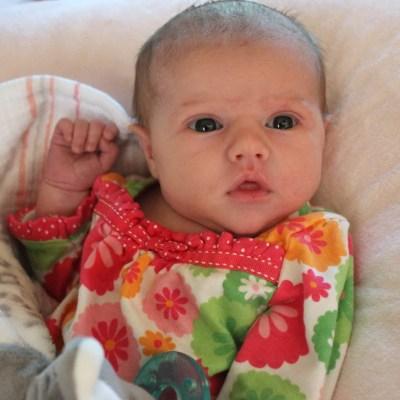 Maddie Grace ~ 2 Week Update