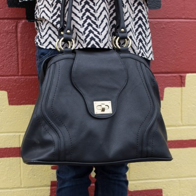 Dressing Up Mom // Diaper Bag Style [Newlie Giveaway]