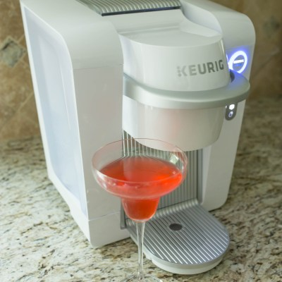 Margarita Madness: Keurig Kold Review