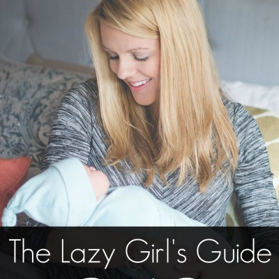 The Lazy Girl's Guide to Smooth Skin