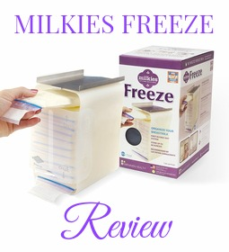 Product Review: Milkies Freeze