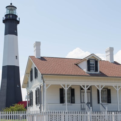 Visiting the Tybee Island Lighthouse