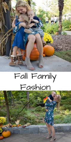 The best family fashion looks this fall