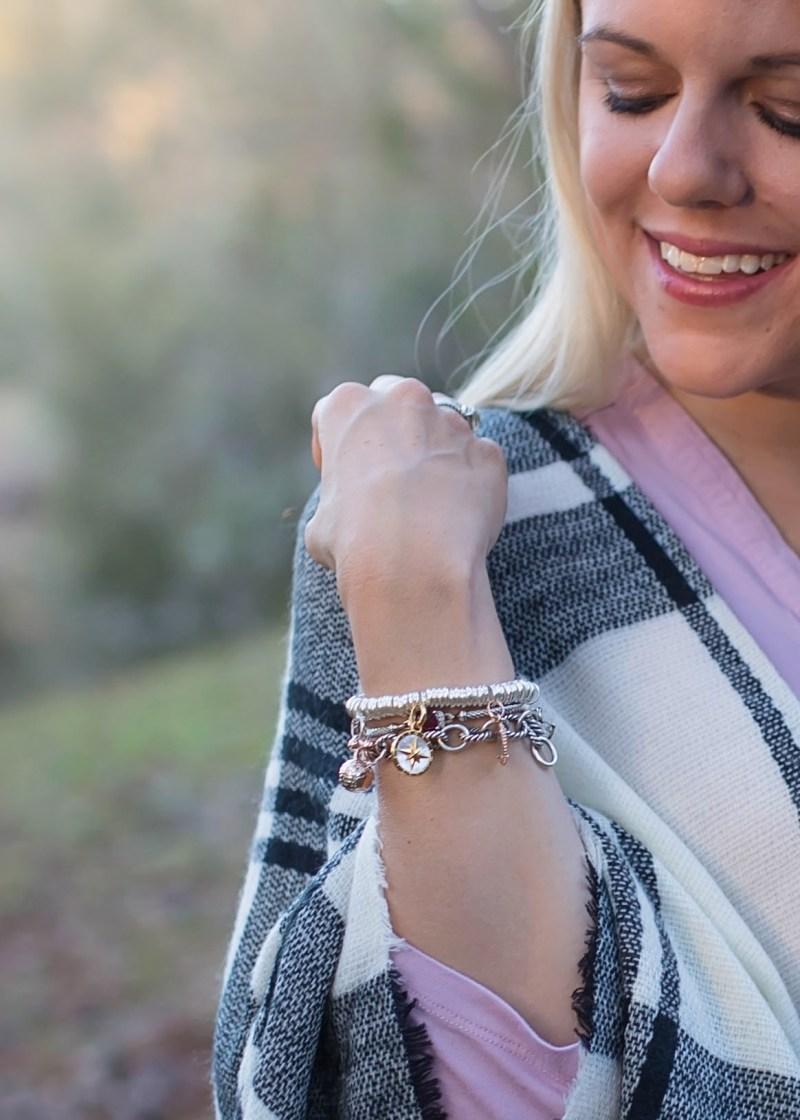 modern style bracelet jewelry sentimental