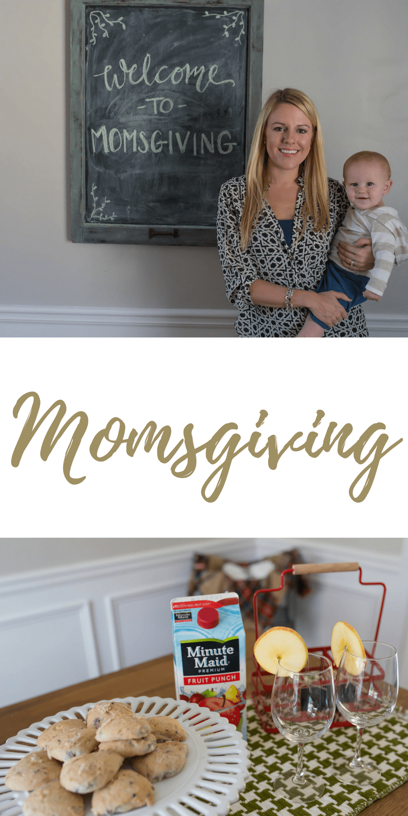 a great momsgiving celebration - thanksgiving to uplift and inspire moms!