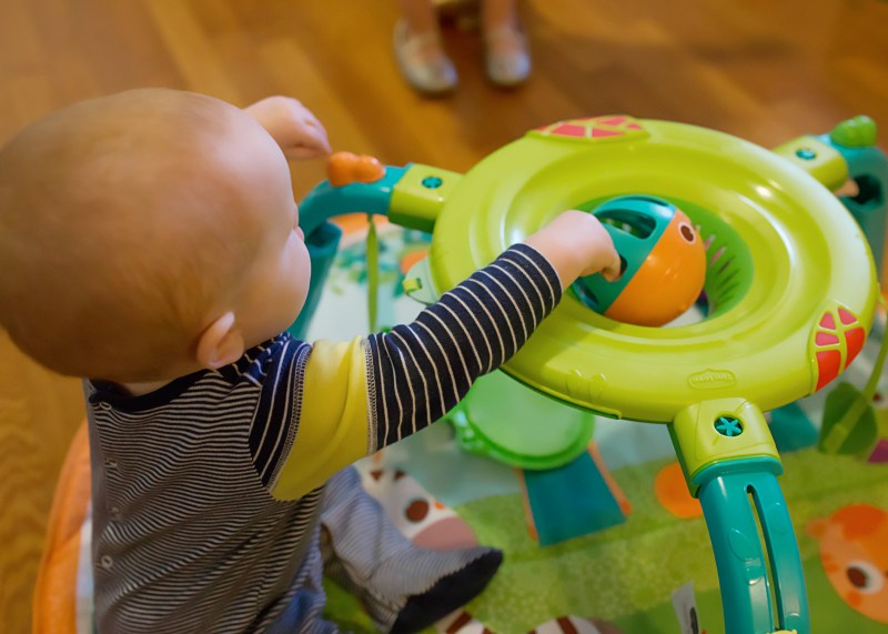 best interactive toys for babies building coordination