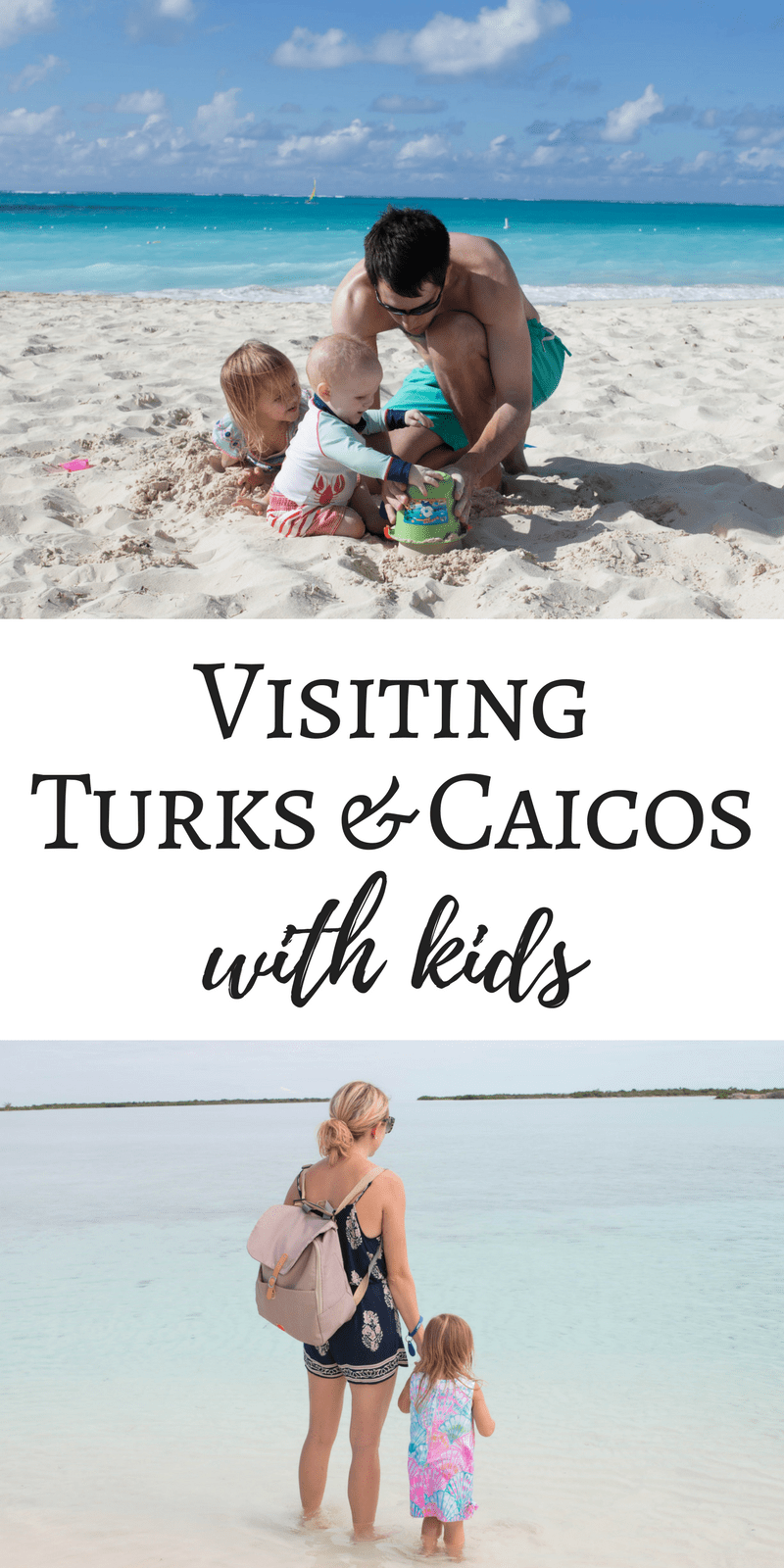 visiting turks & caicos with kids