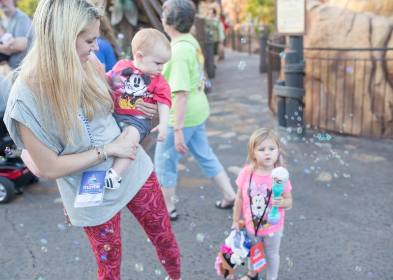 Disney Social Media Moms Celebration 2017: family fun at walt disney world