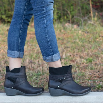 Great Booties for Busy Moms: Rocky 4EurSole