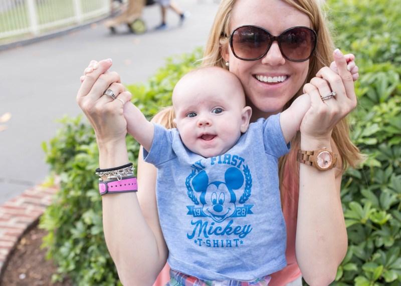 tips for taking baby to walt disney world