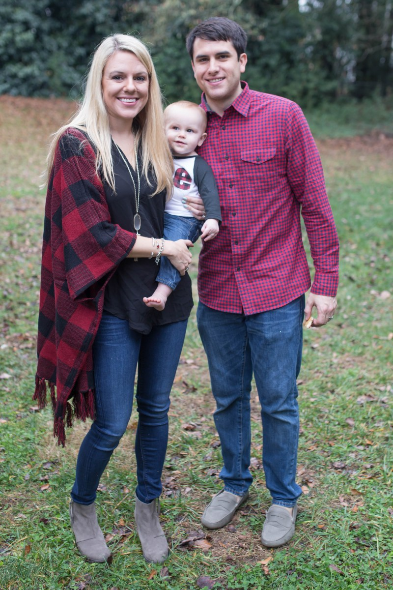 A Lumberjack Birthday Party For Our Baby Boy