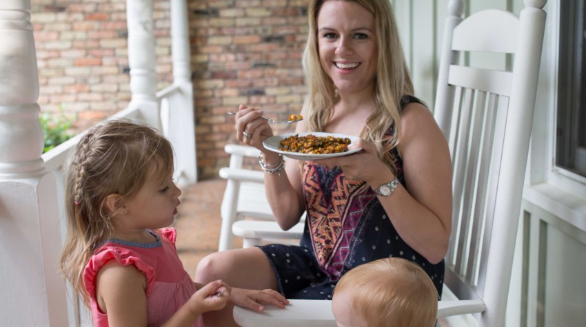 4 Ways Moms Can Make Healthy Choices