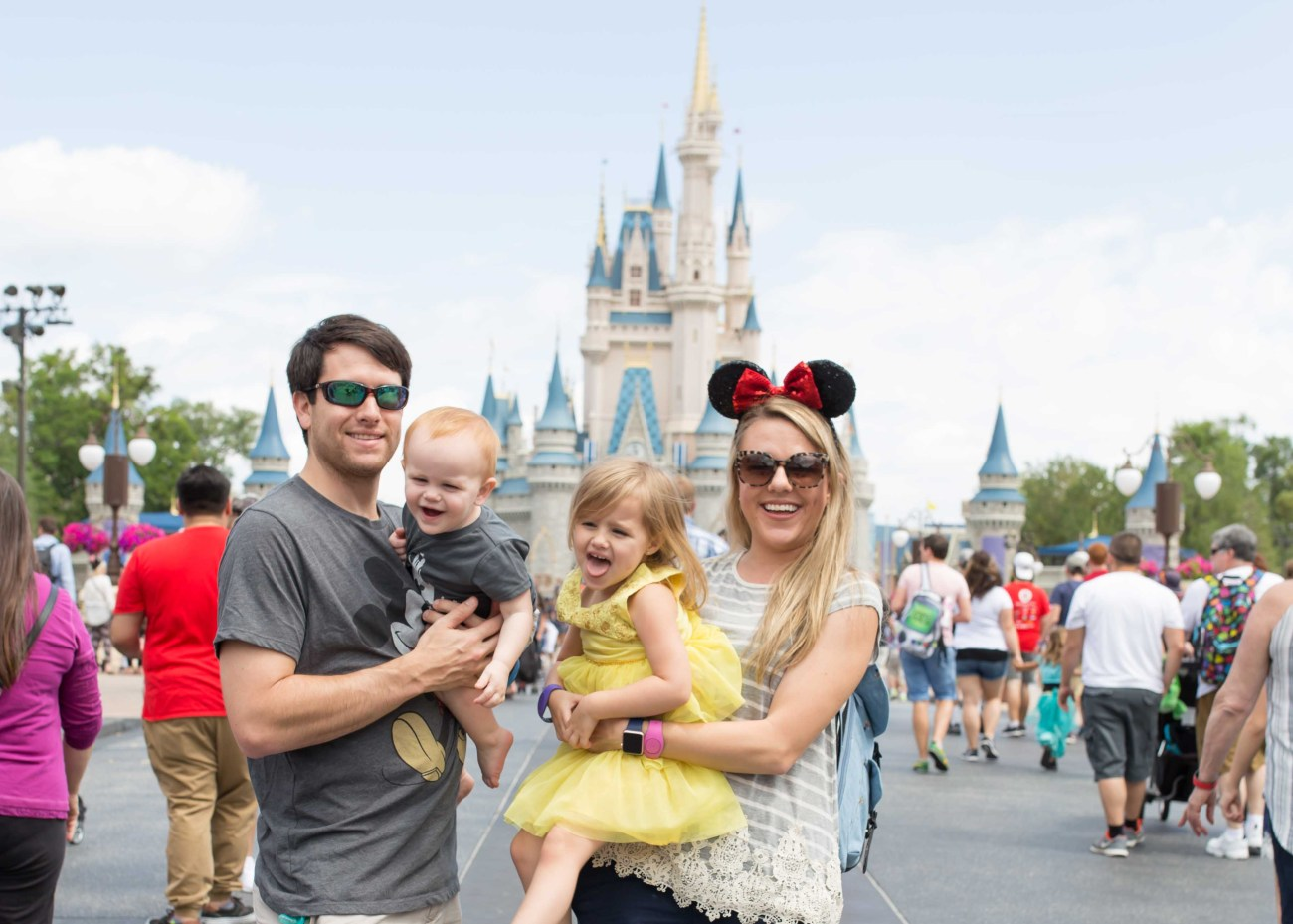 How To Stay Healthy on a Family Vacation by Atlanta  blogger Casual Claire