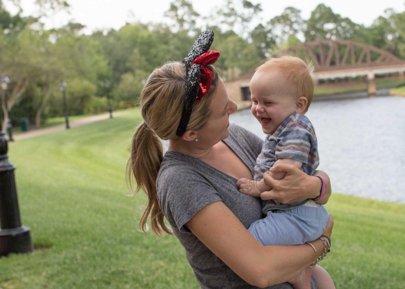Tripp: 16 Month Old Baby by Atlanta mommy blogger Casual Claire