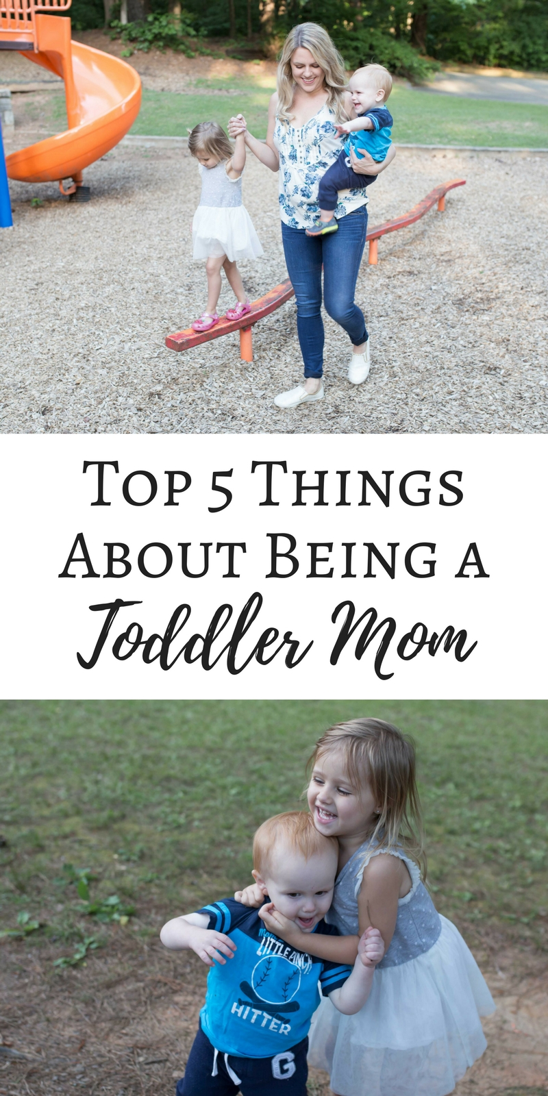 Top 5 Things About The Toddler Years by Atlanta mommy blogger Casual Claire