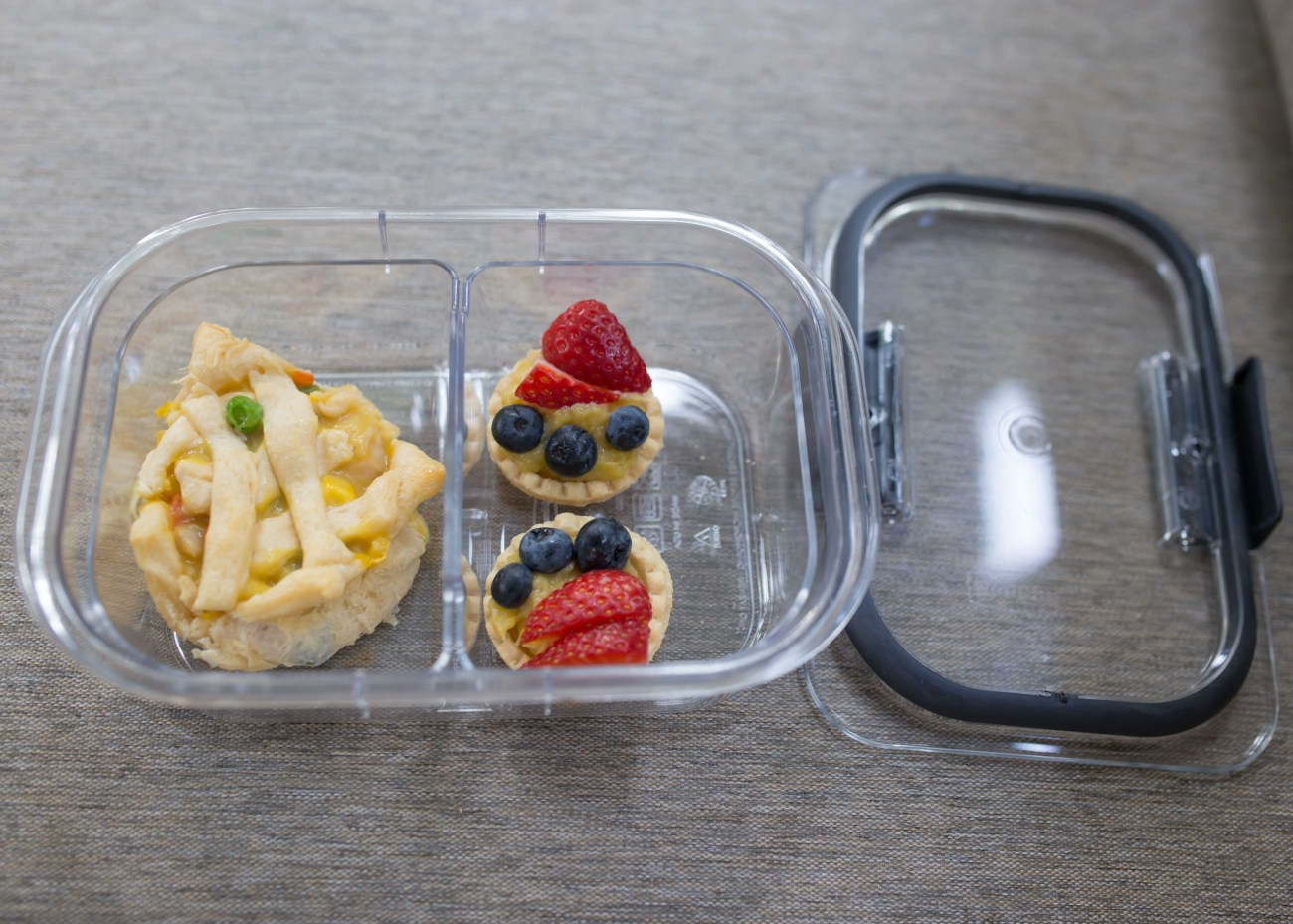 easy on the go recipes