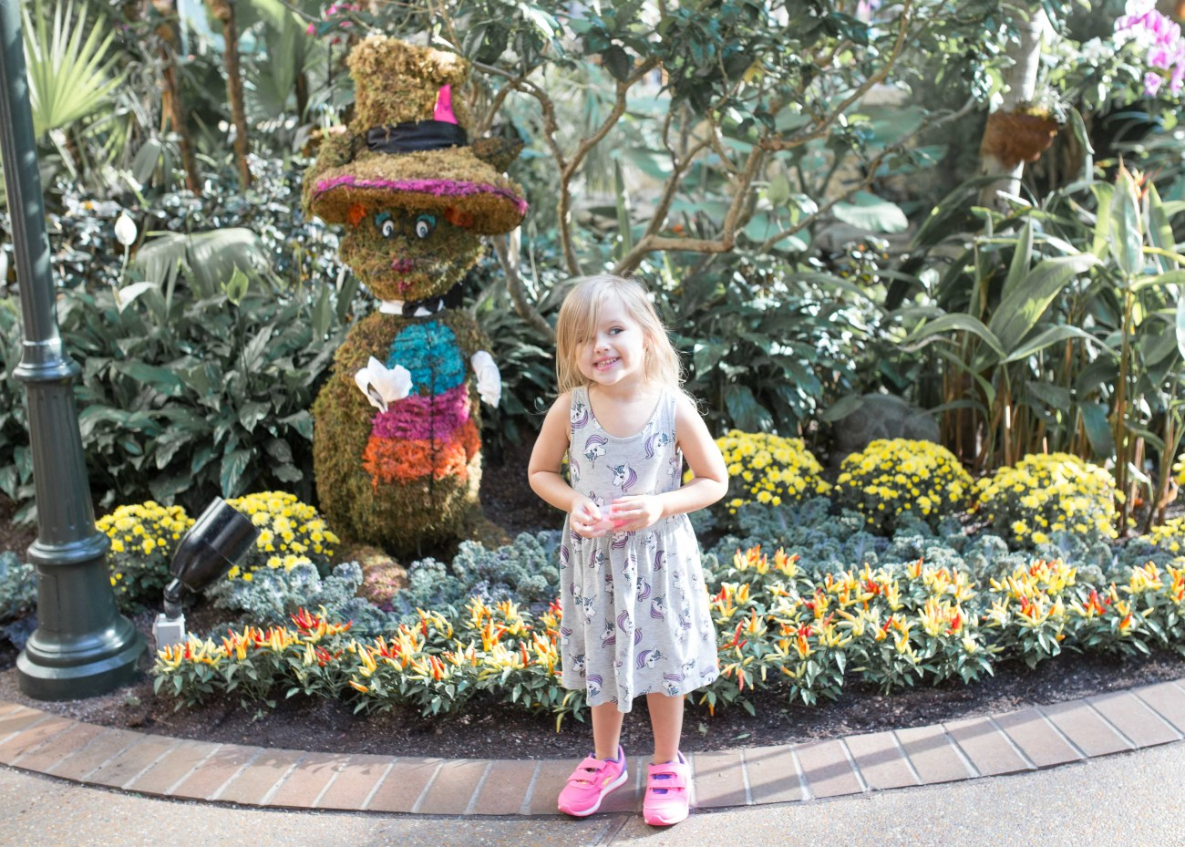 trip to nashville with kids gaylord opryland