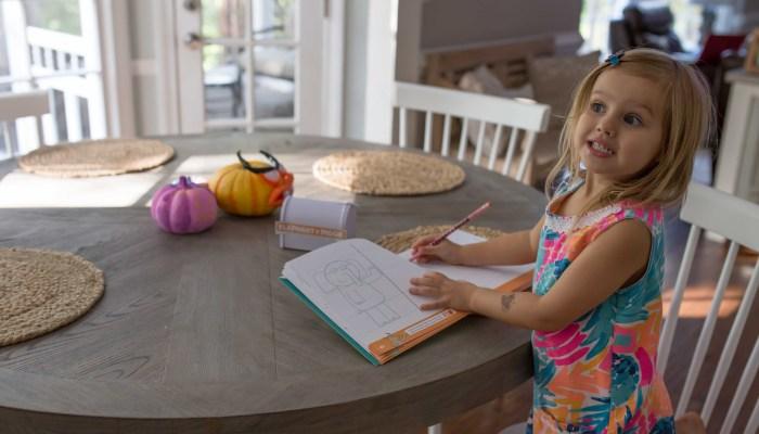 Creative Activities for Preschoolers at Home