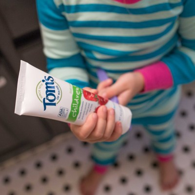 How to Make Dental Hygiene Fun for Kids with Tom's of Maine