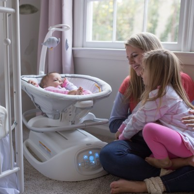 New Baby Product Technology: Cry Detection