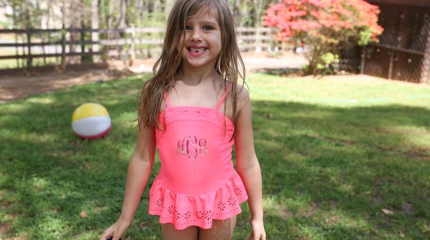 DIY: Personalizing Kids Clothes with Cricut