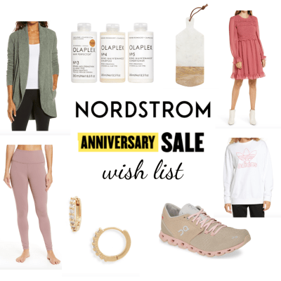 Nordstrom Anniversary Sale 2020: Wish List