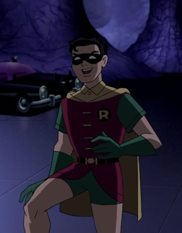 Robin-Needed For Batman's Image!