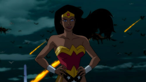 Wonder Woman-Ares' Ultimate Downfall!