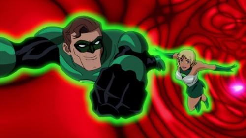 Hal & Arisia-Future Buds!