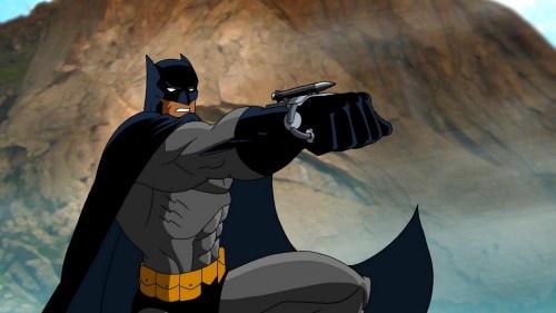 Batman-Taking Down Captain Marvel!