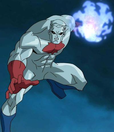 Captain Atom-Out To Arrest Superman!