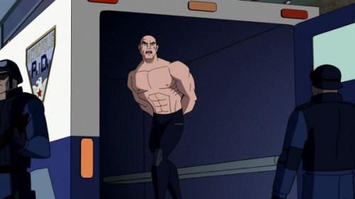 Lex Luthor-Defeated!