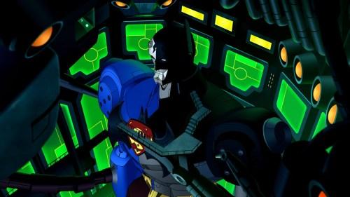 Superman,Batman Robot-Key To Saving The World!