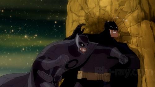Batman & Owlman-Final Battle!