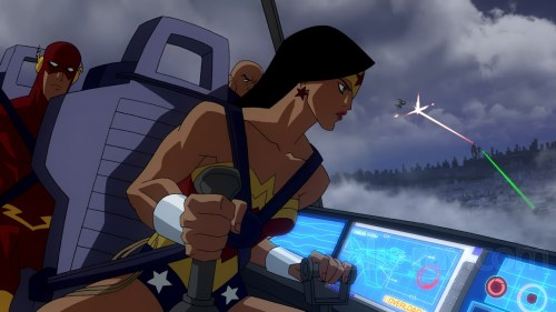 Wonder Woman-Time To Plan A Retreat!
