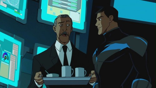 Alfred-The Levity In Wayne Manor!