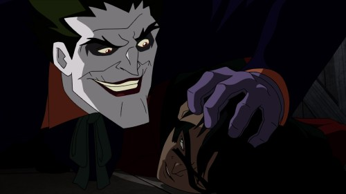 Joker-Smacking The Crap Out Of Jason!