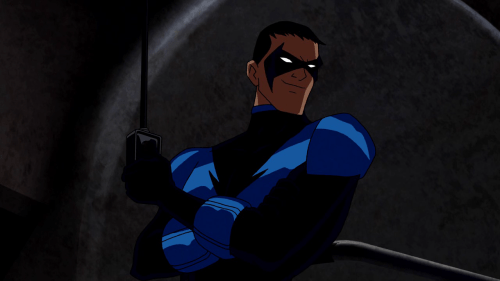 Nightwing-Titan Forever!