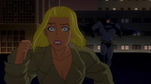 Batman-Pursuing A Future Hero!